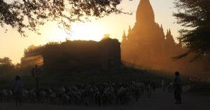 Birmanie, 2016: