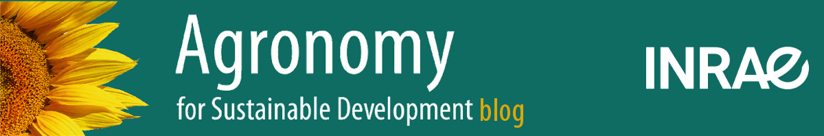 Agronomy for Sustainable Development blog