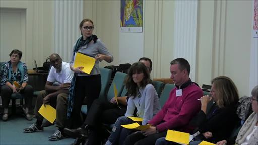 Extrait d'un séminaire interne sur les Sciences Participatives (17 et 18 octobre 2016) – n°2
