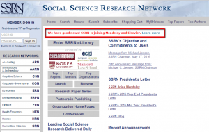 SSRN-goodnews